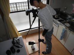 採取コア撮影方法